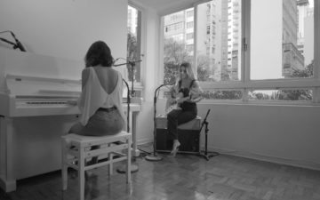 Manu Gavassi e Ana Caetano