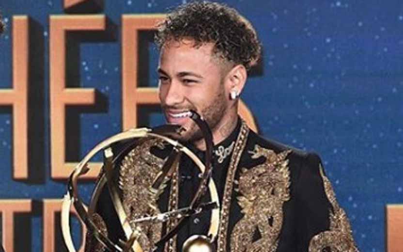 look de neymar