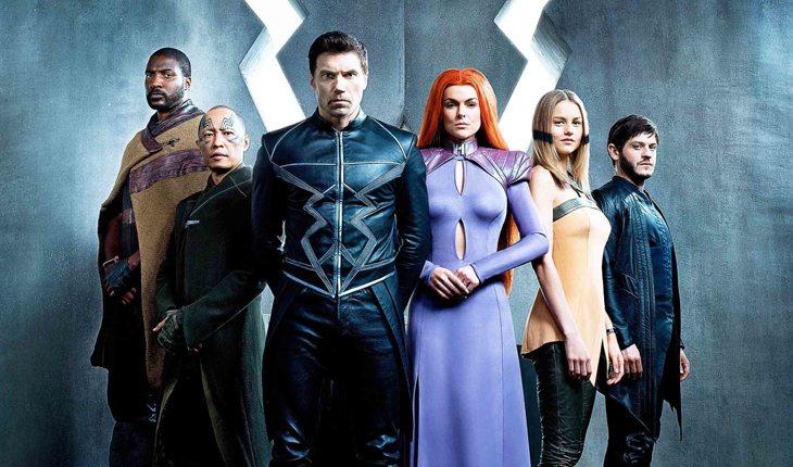Séries canceladas: Inhumans