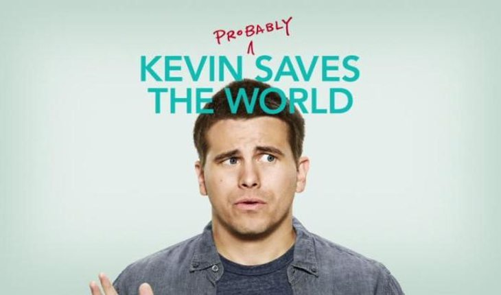 Séries canceladas: Kevin (Probably) Saves the World