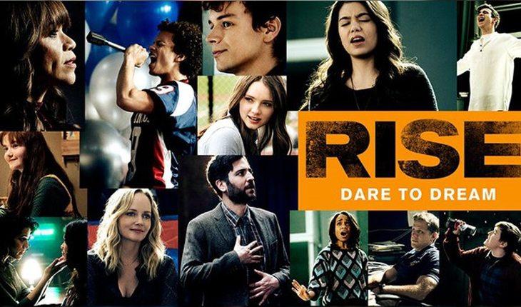 Séries canceladas: Rise