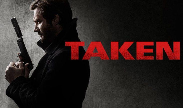Séries canceladas: Taken