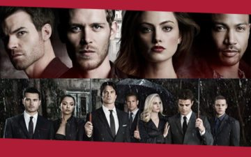 Spin-Off de The Vampire Diaries e The Originals