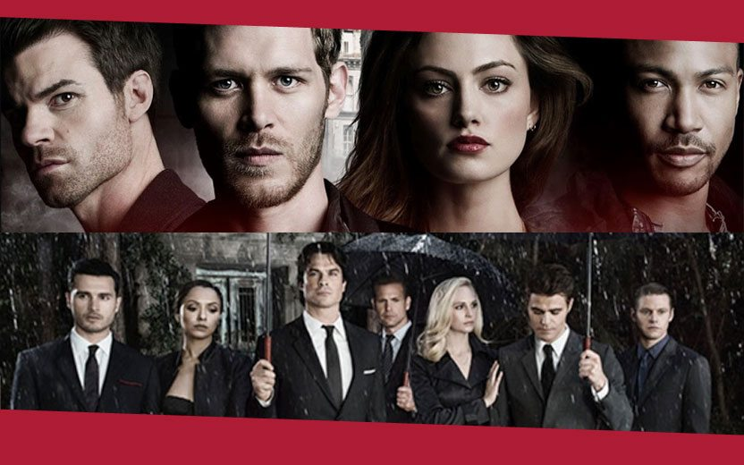 Spin-Off de The Vampire Diaries e The Originals