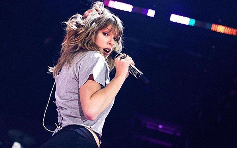 Taylor Swift em turnê Reputation