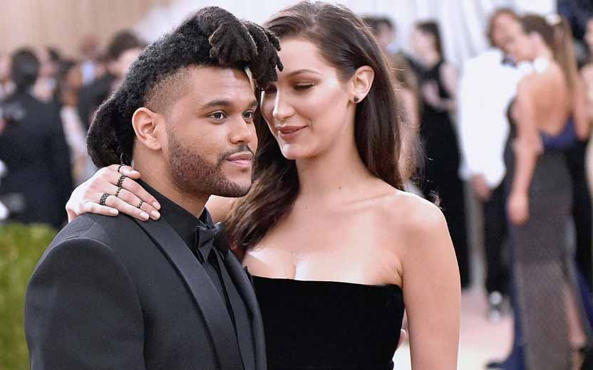the weeknd e bella