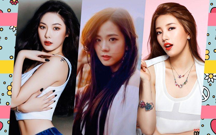 Top 10 Girls Crushes do K-Pop