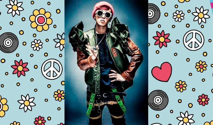 G-Dragon - Foto: Reprodução