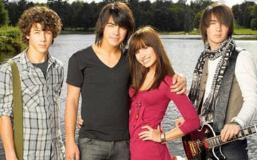 jonas brothers em camp rock