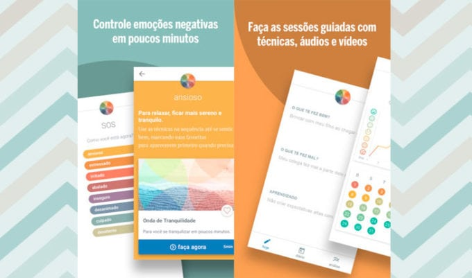 aplicativos para cuidar da saúde mental