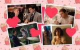 filme romântico pela cena