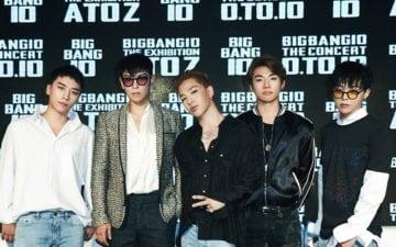 integrantes do bigbang