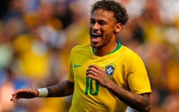 Neymar publica texto fofo antes do jogo do Brasil; vem ver!