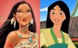 Pocahontas e Mulan