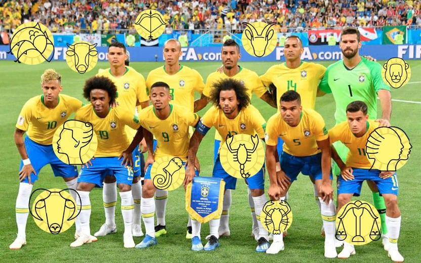 f2bcc5692ce18 Vem descobrir os signos dos craques da Copa do Mundo 2018! signos dos  jogadores