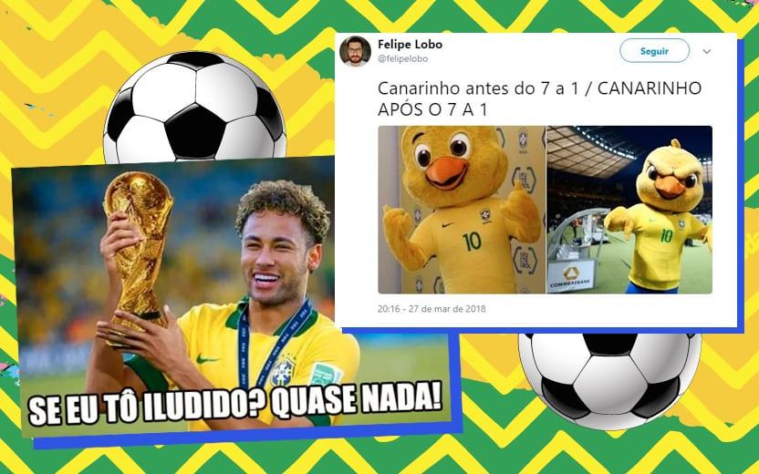 Memes Da Copa 2018 Vem Conferir As Melhores Zoeiras