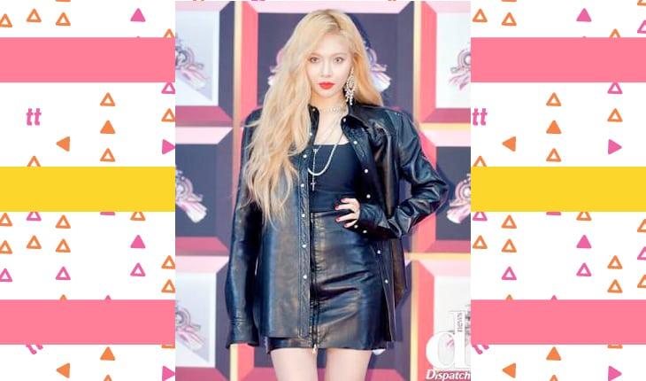 Hyuna - Foto: Reprodução
