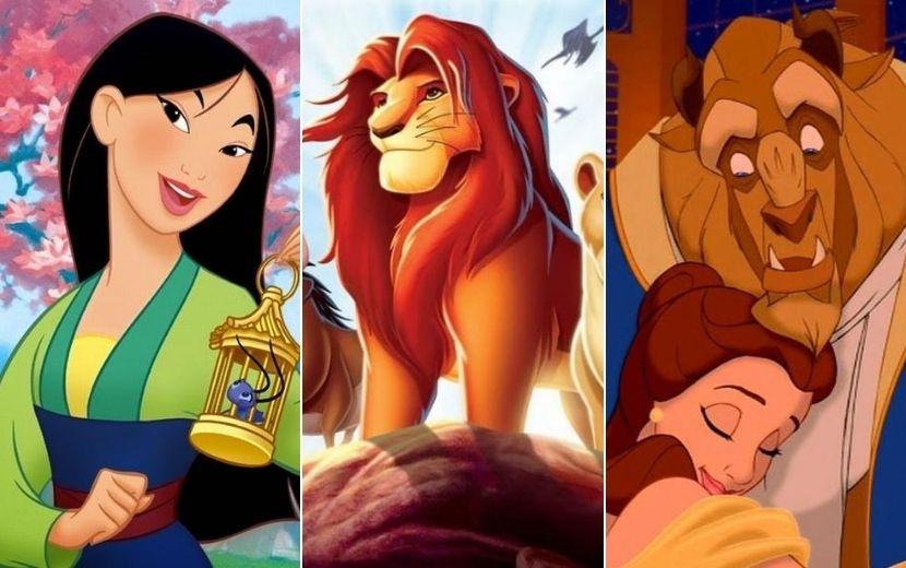 Qual personagem da Disney disse estas frases?