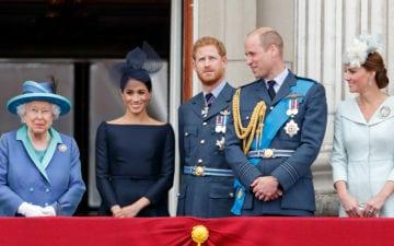 Curiosidades sobre a família real britânica