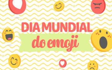 dia mundial do emoji