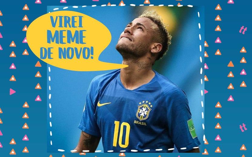 Memes Do Neymar Na Copa 2018 Separamos Os Melhores