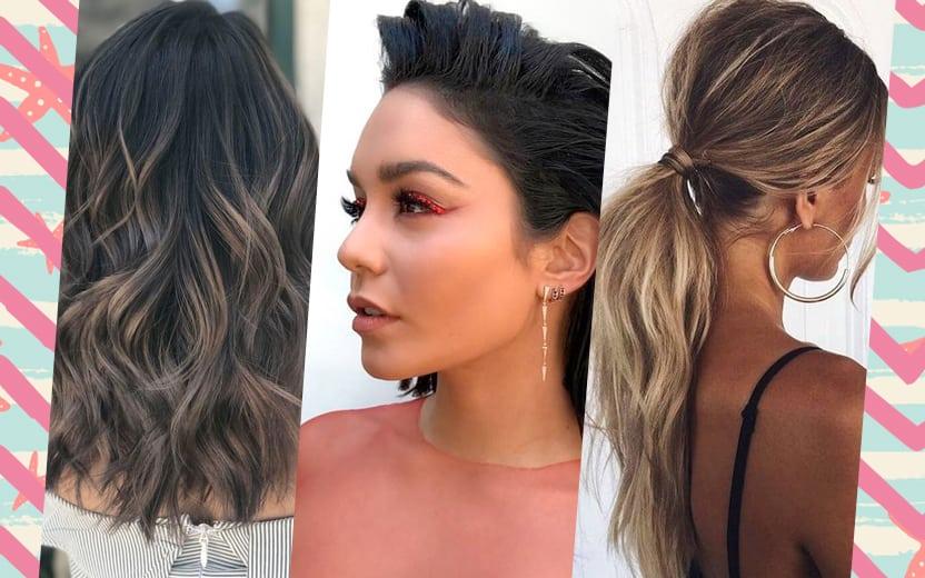 Penteados Para Quem Tem Pouco Cabelo 13 Opções Superfofas