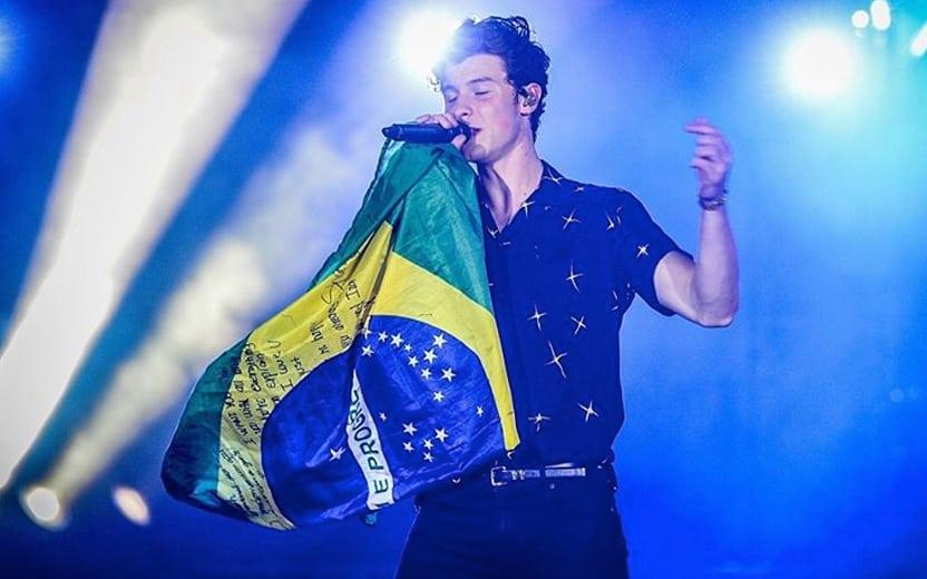 melhores momentos do shawn mendes no brasil