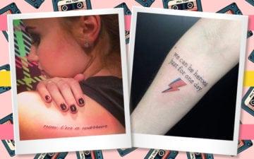 tatuagens de música