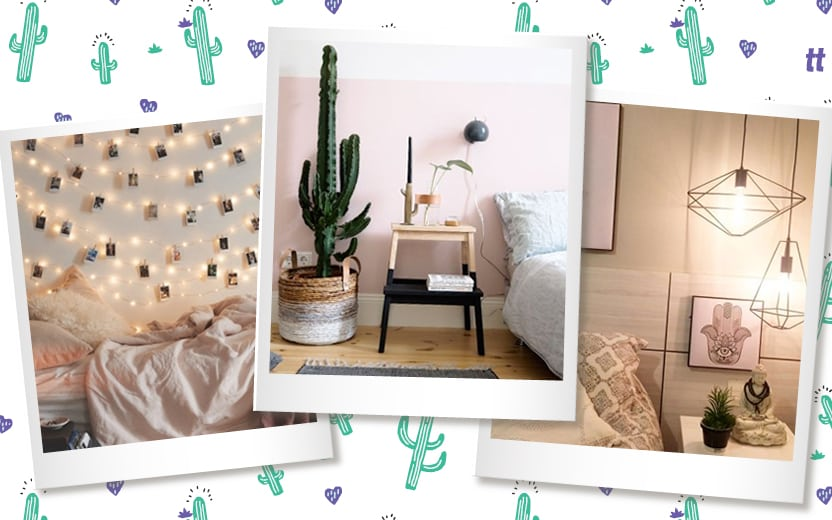 DIY para decorar o quarto tumblr