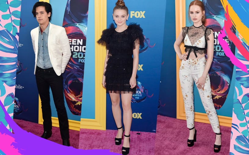 Teen Choice 2018