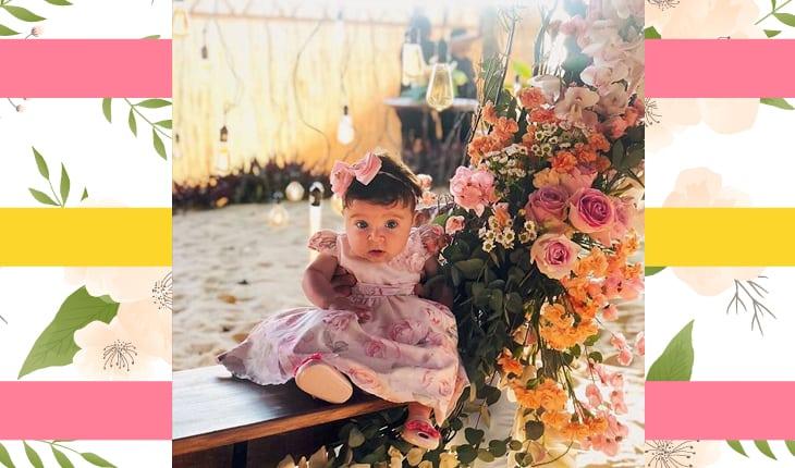 Alícia, filha de Taciele Alcolea