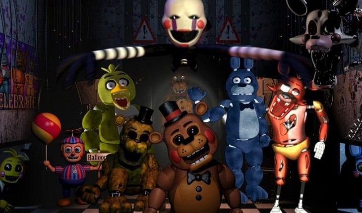 8 jogos para morrer de medo!