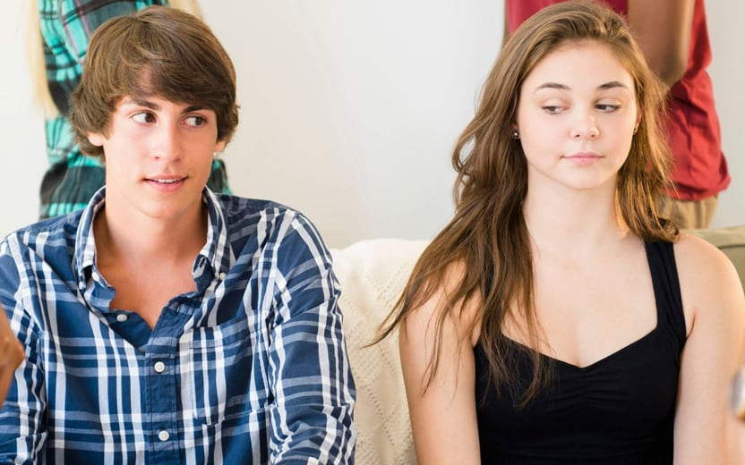 como lidar com o ex