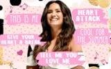 Cover da Demi Lovato