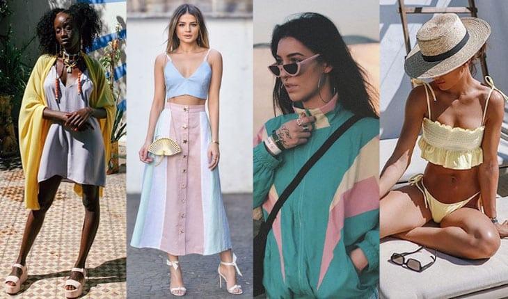 c04050a84d Primavera-Verão 2019  as maiores tendências para arrasar nos looks!