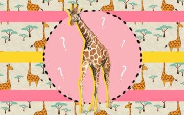 Pose do bebê girafa: vem aprender a imitar a nova moda do Insta