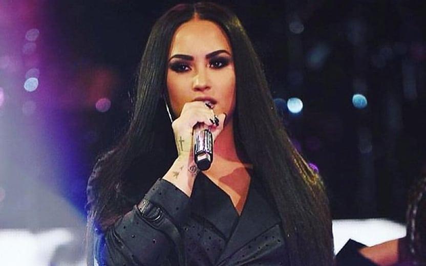 Turnê de Demi Lovato foi cancelada