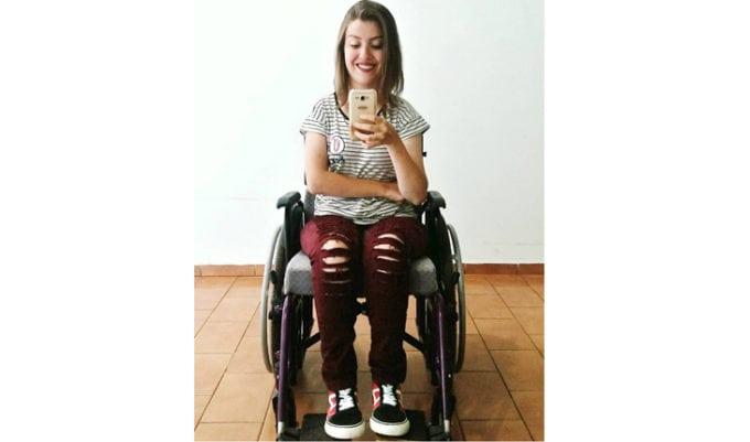 vida de cadeirante