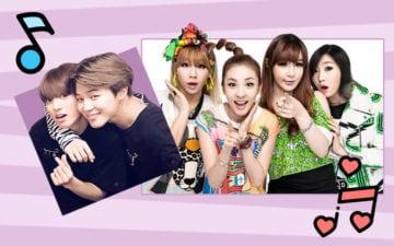 covers de K-Idols