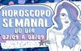 horóscopo semanal de 2 a 8 de setembro
