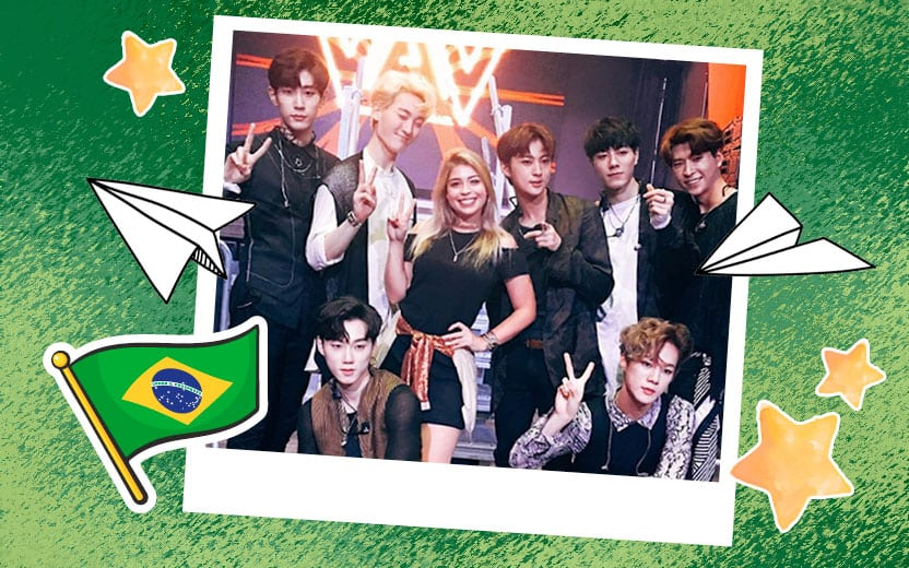 grupos de k-pop no brasil