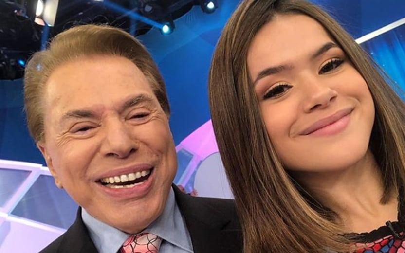 Maisa terá programa na emissora de Silvio Santos