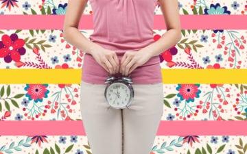 Sinais da chegada da primeira menstruação