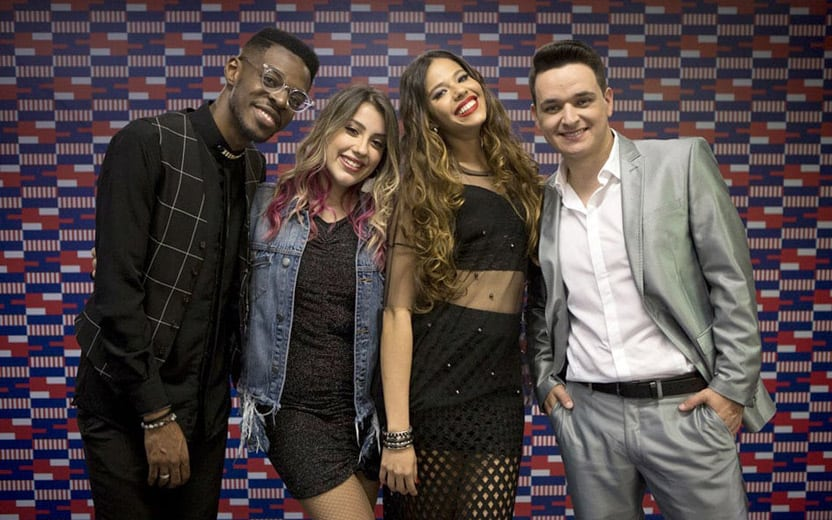 the voice brasil 2018