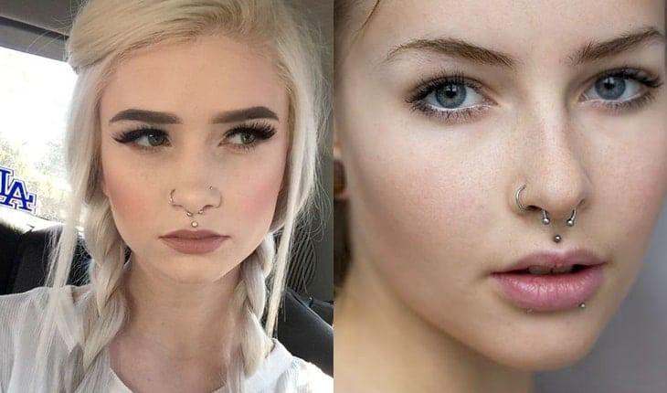 Tipos De Piercing Diferentes Modelos Para Você Se Inspirar