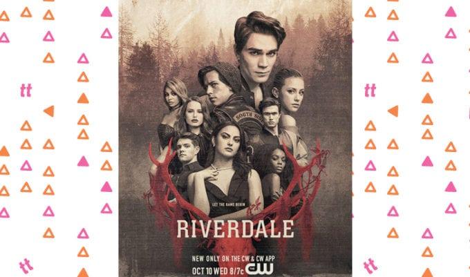 Novo pôster de Riverdale