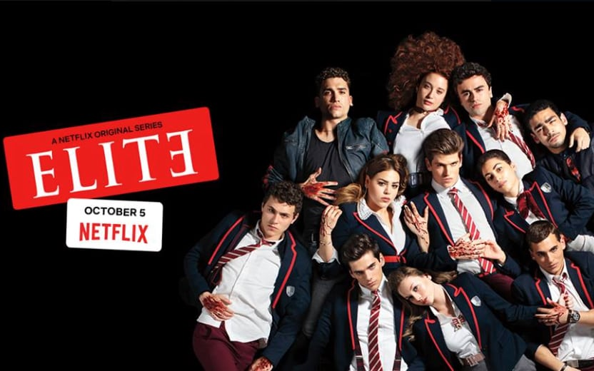 Confira o trailer oficial de ELITE, a nova série adolescente da Netflix