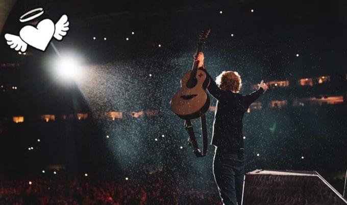 Ed Sheeran no Brasil em 2019