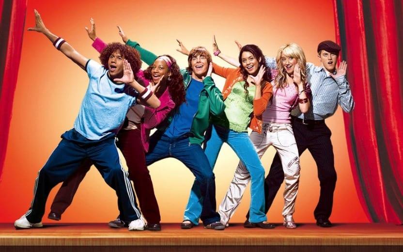 nova série High School Musical