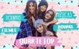 Listas do Quartetop